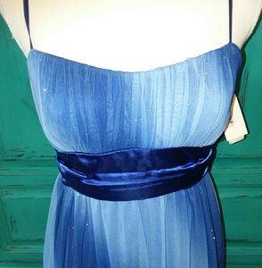 NWT Ruby Roxy blue night sky dress